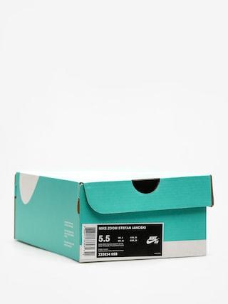Buty Nike SB Zoom Stefan Janoski (dark grey/black summit white)