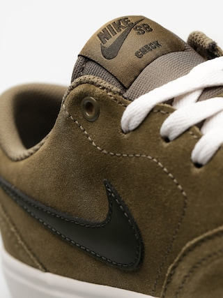 Buty Nike SB Sb Check Solarsoft (medium olive/sequoia summit white black)