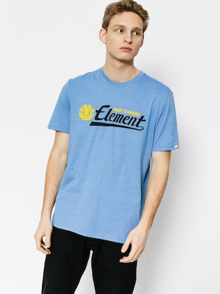 T-shirt Element Signature (niagara heather)