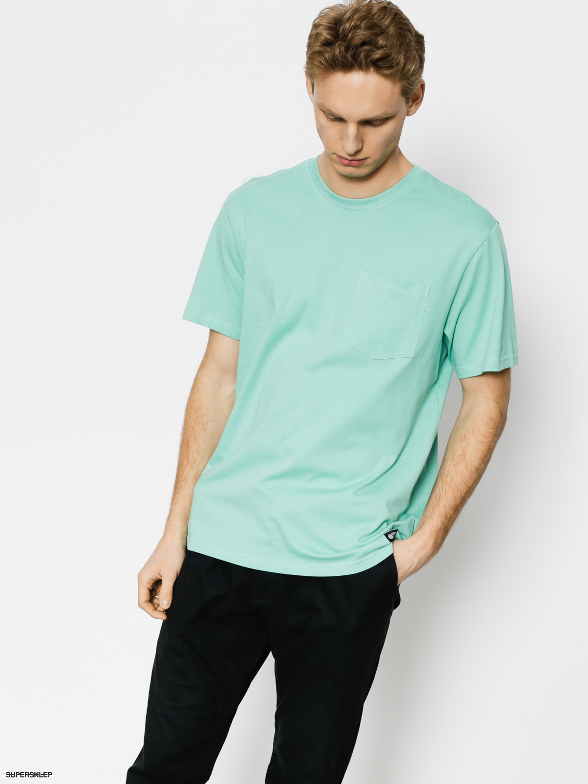 T-shirt Element Basic Pocket Cr Past