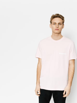 T-shirt Element Blazin Chest Pastel (rose quartz)