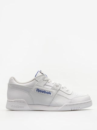 Buty Reebok Workout Plus (white/royal)
