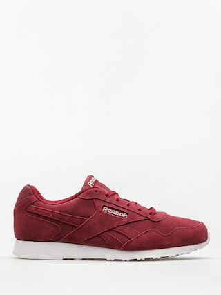 Buty Reebok Royal Glide (collegiate burgundy/white)