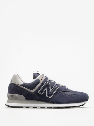 Buty New Balance 574 (black/iris)