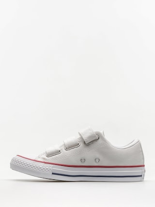 Trampki Converse Chuck Taylor All Star 3V Ox Wmn (white/insignia blue/garnet)