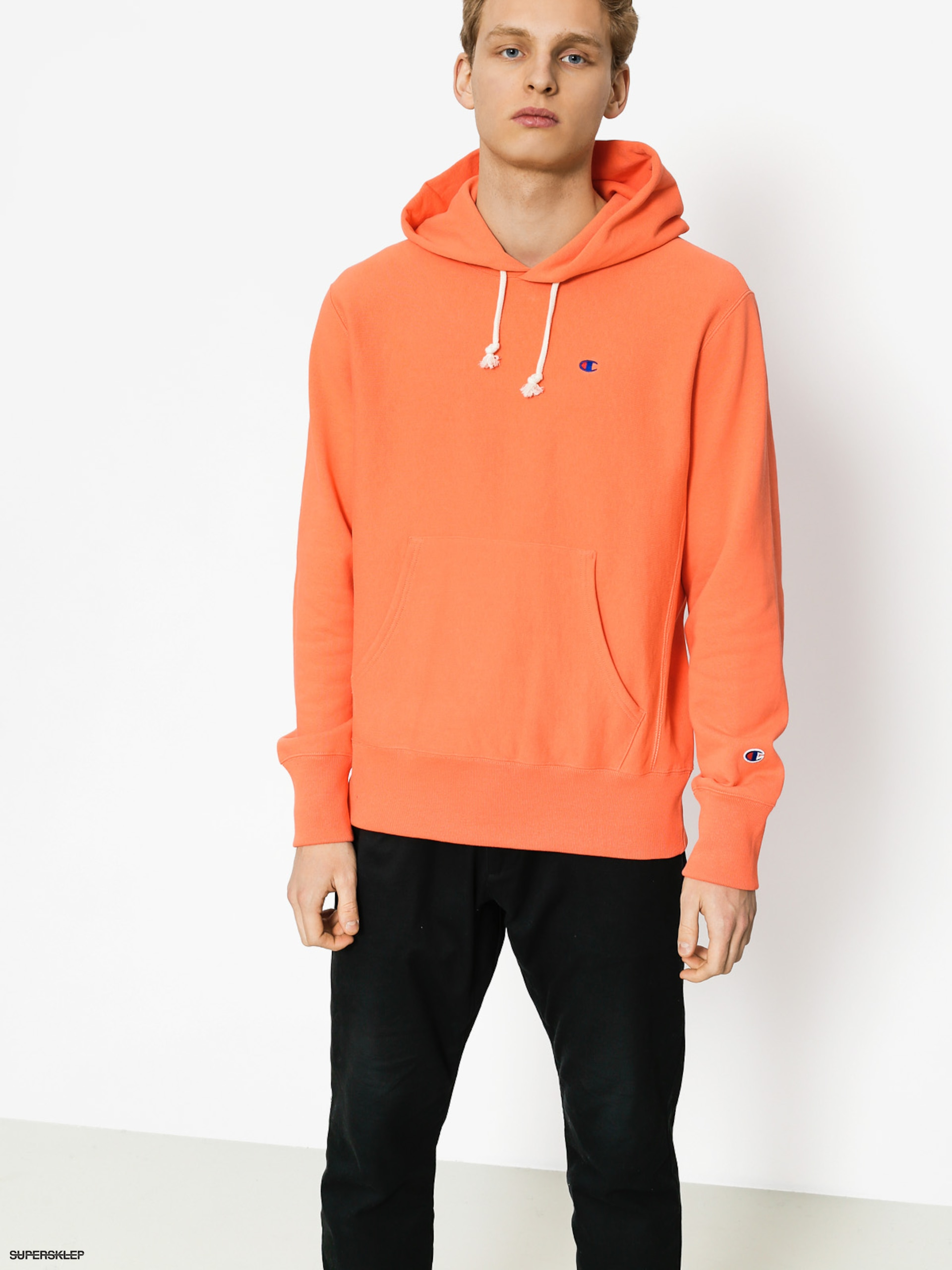 Bluza z kapturem Champion Reverse Weave Hooded Sweatshirt HD