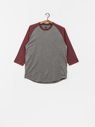 Koszulka Element Basic Raglan Qtr (grey heather)