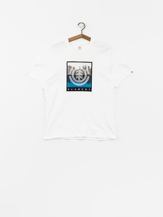 T-shirt Element Reflections (optic white)