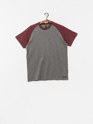 T-shirt Element Basic Raglan (grey heather)