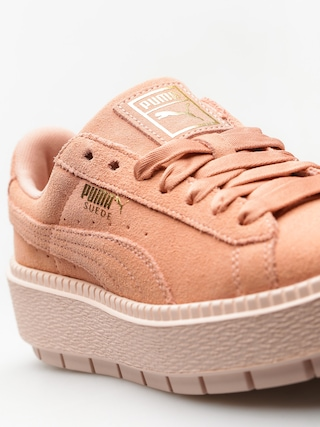 Buty Puma Platform Trace Wmn (peach beige/pearl)