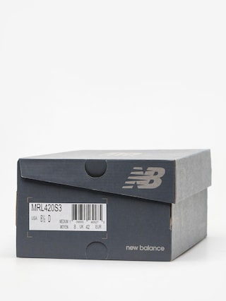 Buty New Balance 420 (mushroom)