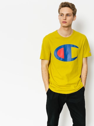 T-shirt Champion Crewneck T Shirt (wax)