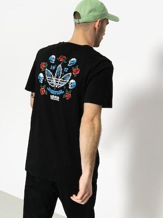 T-shirt adidas Shackles (black/white/green/re)