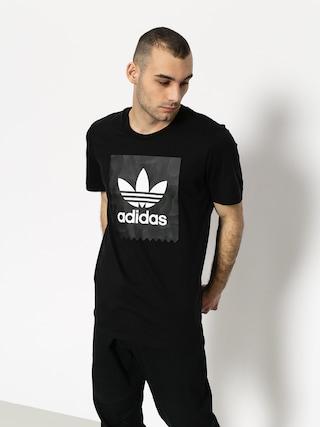 T-shirt adidas Bb Warp (black/white)