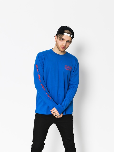 Longsleeve Element Zap (olympian blue)