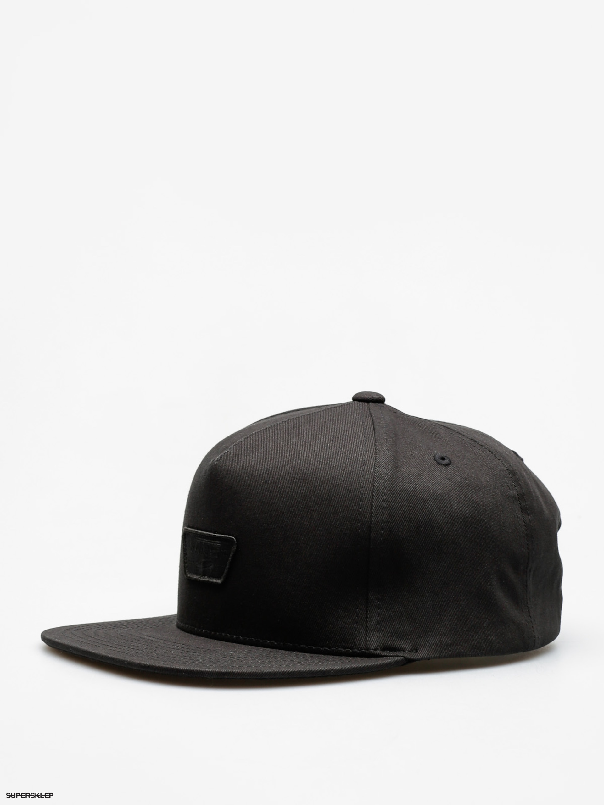 Czapka z daszkiem Vans Mini Full Patch II Snapback ZD (black)