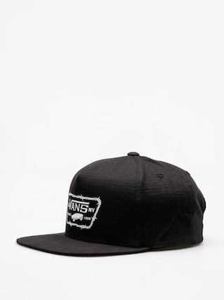 Czapka z daszkiem Vans Full Patch Barbed Snapback ZD (black)