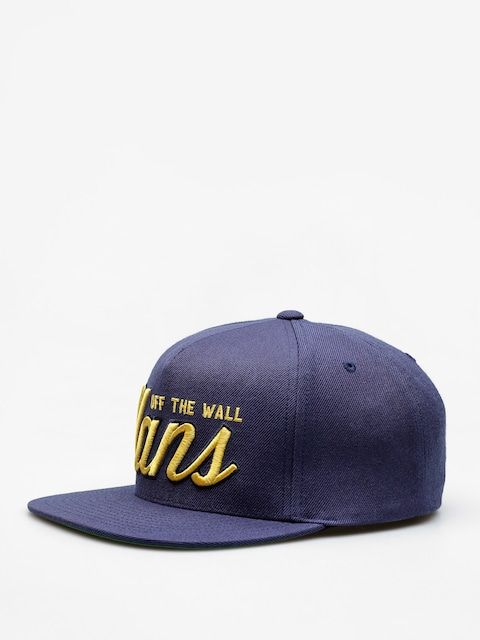Czapka z daszkiem Vans Hayden Snapback ZD (dress/blues old/gold)