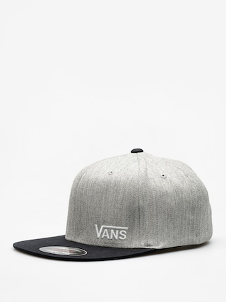 Czapka z daszkiem Vans Splitz ZD (heather/grey black)