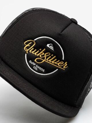 Czapka z daszkiem Quiksilver Turnstyles ZD (black)
