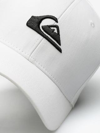 Czapka z daszkiem Quiksilver Decades ZD (white)
