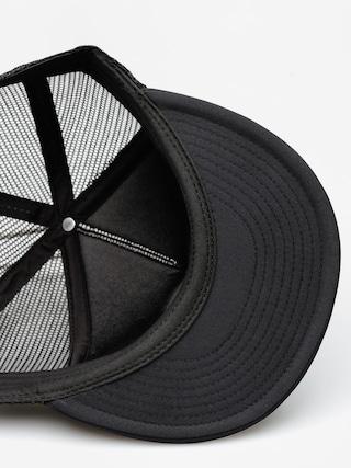 Czapka z daszkiem Quiksilver Pressure Snap ZD (black)