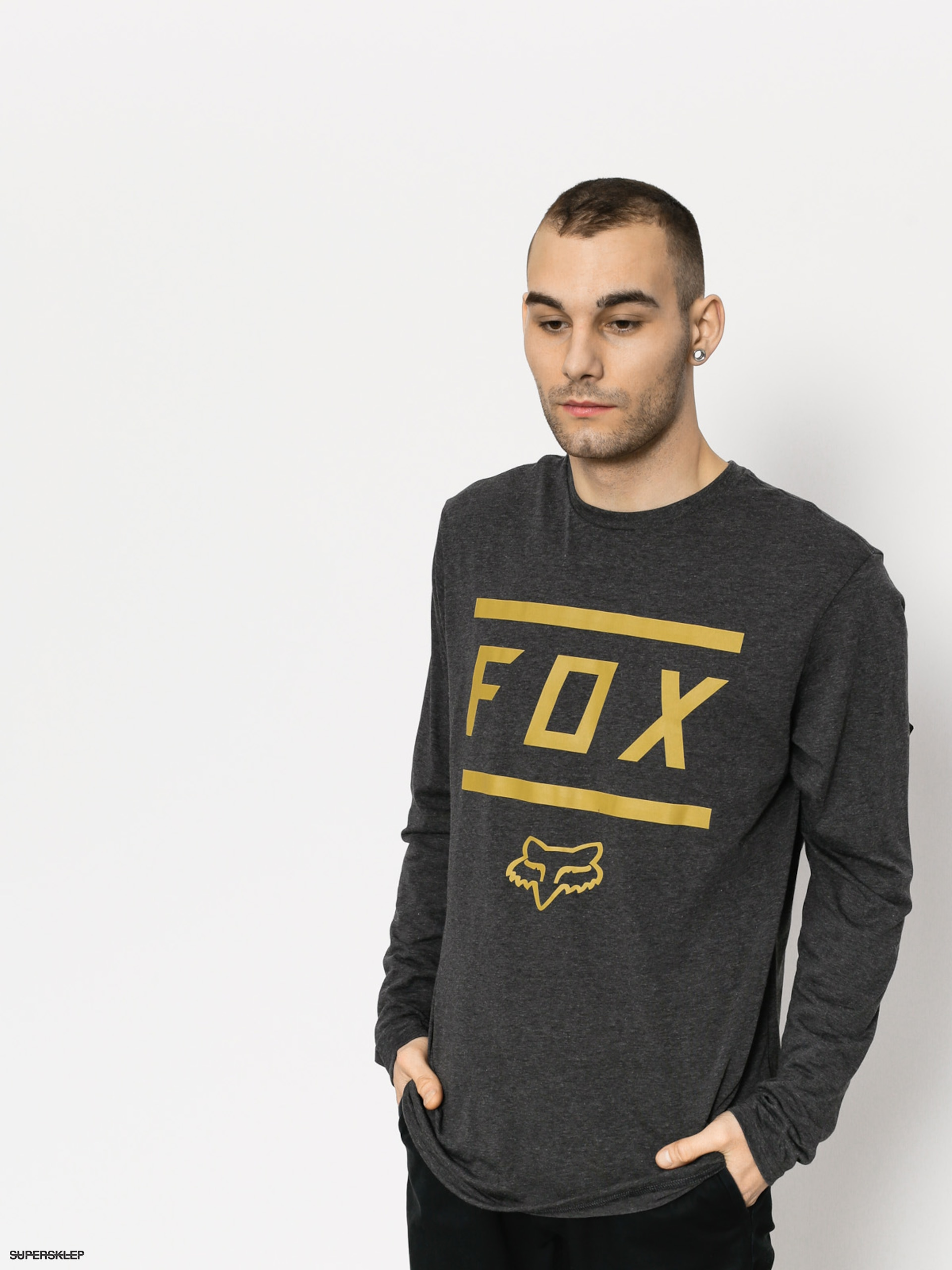Longsleeve Fox Listless Ls Tech