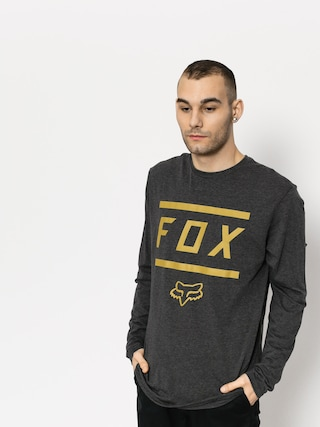 Longsleeve Fox Listless Ls Tech (htr blk)