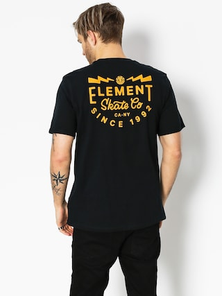 T-shirt Element Zap (flint black)