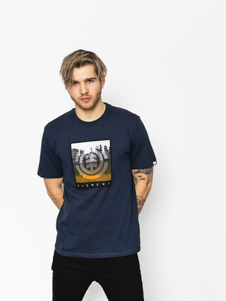 T-shirt Element Reflections (eclipse navy)