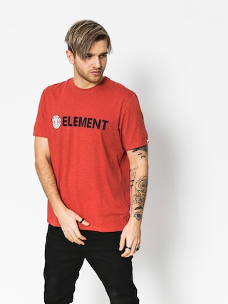 T-shirt Element Blazin (aurora red hthr)