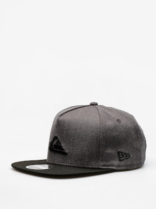 Czapka z daszkiem Quiksilver Stuckles Snap ZD (charcoal heather)