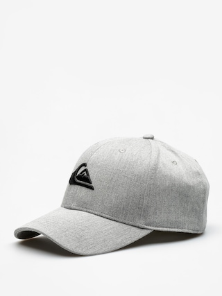 Czapka z daszkiem Quiksilver Decades ZD (medium grey heather)