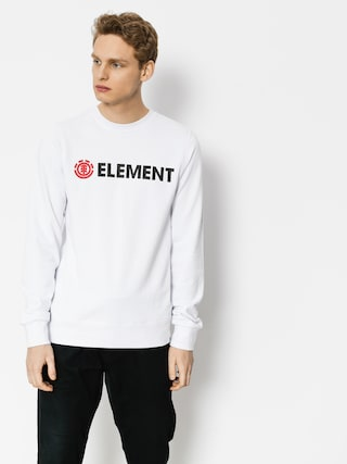 Bluza Element Blazin Crew (optic white)