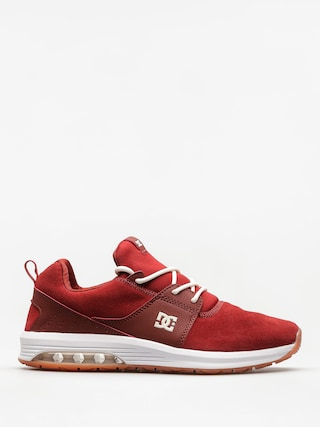 Buty DC Heathrow Ia (burgundy)