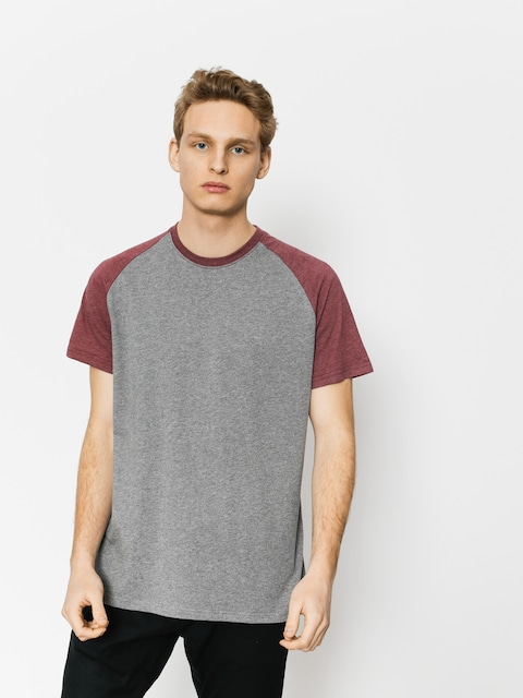 T-shirt Element Basic Raglan (grey heather)