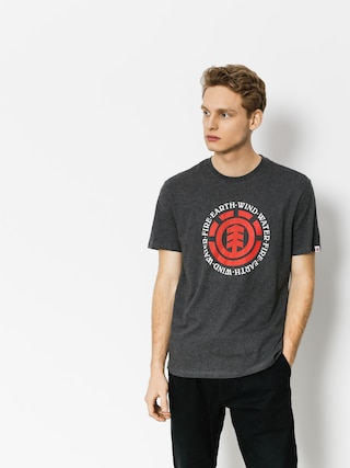 T-shirt Element Seal (charcoal heathe)