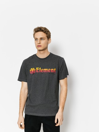 T-shirt Element Horizontal Fill (charcoal heathe)