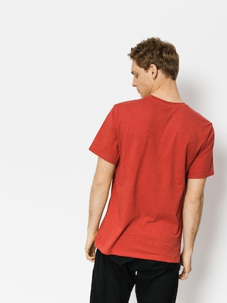 T-shirt Element Signature (aurora red hthr)