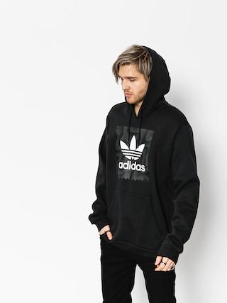 Bluza z kapturem adidas Bb Wp HD (black/dgsogr)