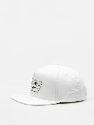 Czapka z daszkiem Vans Full Patch Barbed Snapback ZD (white)