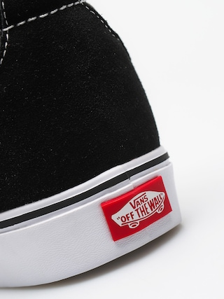 Buty Vans Sk8 Hi Lite (suede/canvas/black/white)