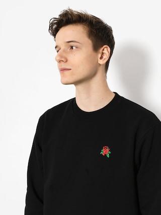 Bluza Nervous Rose (black)