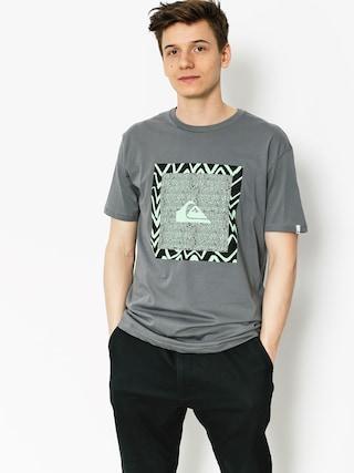 T-shirt Quiksilver Classic Nano Spano (quiet shade)
