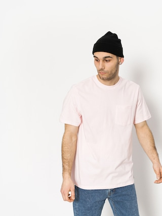 T-shirt Element Basic Pocket Cr Past (rose quartz)