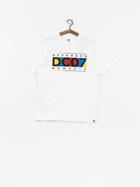 T-shirt DC Knuckle In A Ro (snow white)