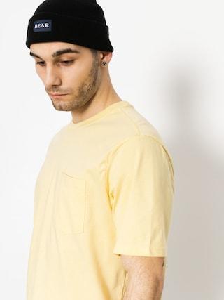 T-shirt Element Basic Pocket Cr Past (sunlight)