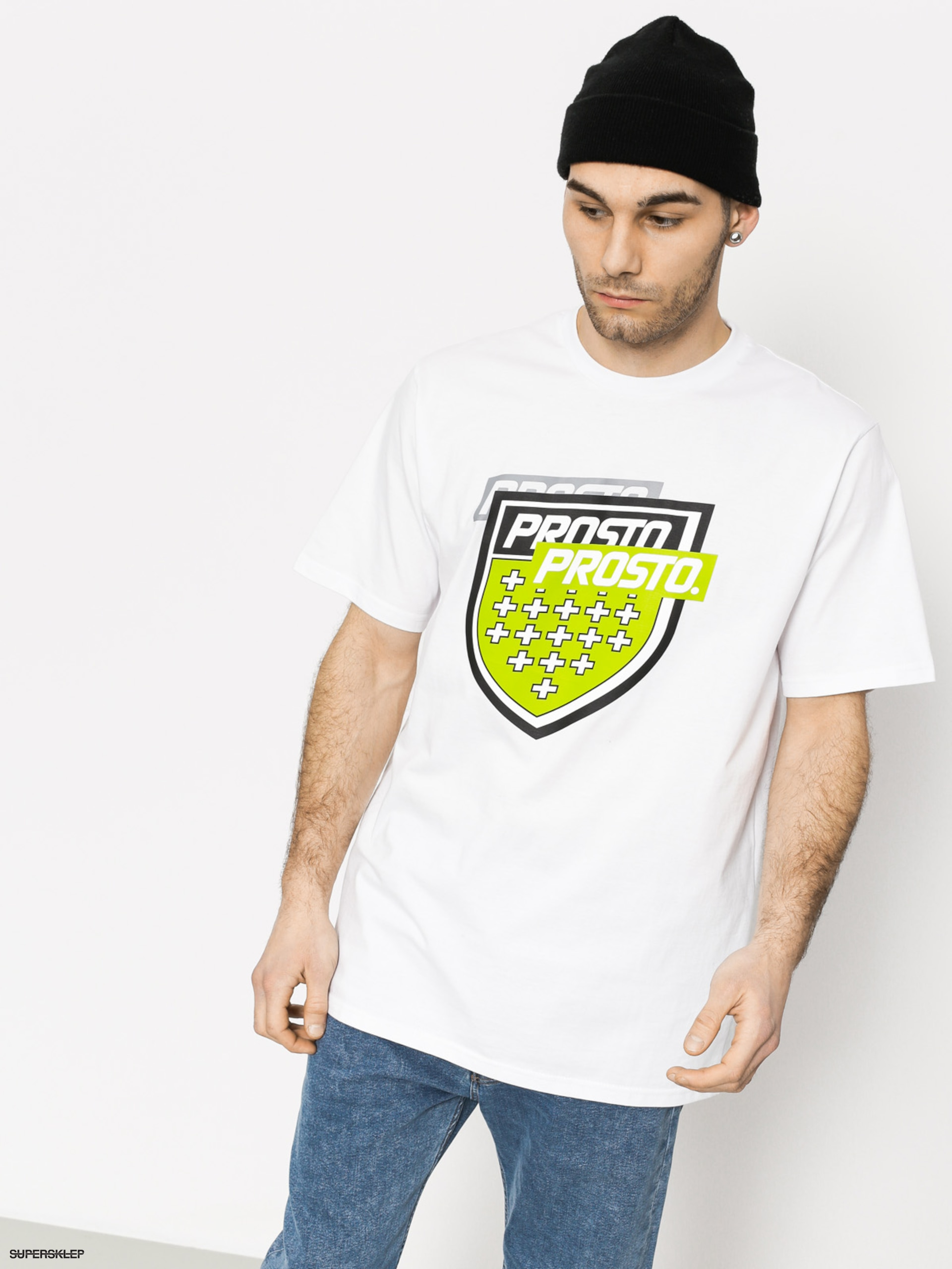 T-shirt Prosto Splitting (white)