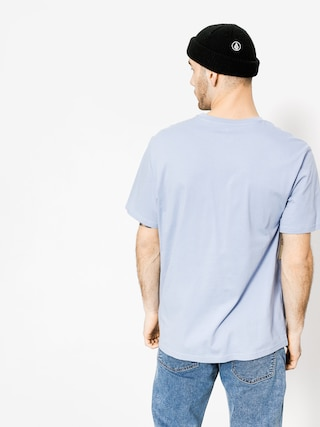 T-shirt Element Basic Pocket Cr Past (blue fade)