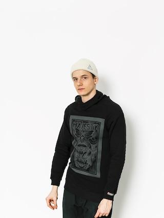 Bluza z kapturem Majesty Biker HD (black/graphite)